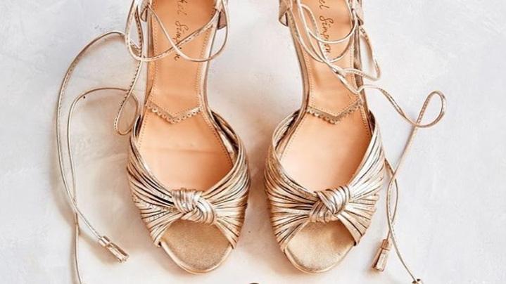 Unieke schoenen van Rachel Simpson