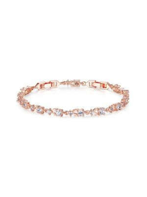 Classy Bracelet   Rose Gold