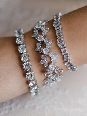 Zoë Bracelet | Silver