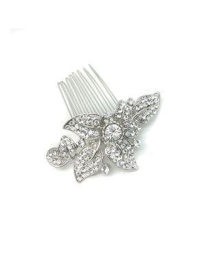 Crystal Nature | Rhodium Silver