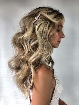 Viva Haircomb | Rose Gold