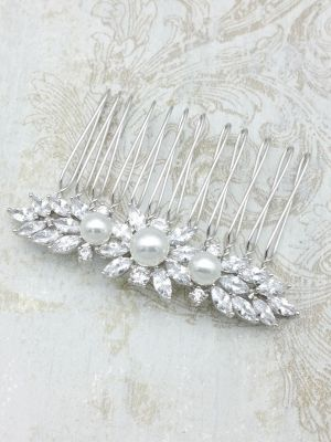 Grazia Haircomb | Silver