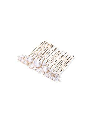 Grazia Haircomb | Champagne Gold
