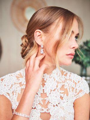 Iva Earrings | Rose Gold