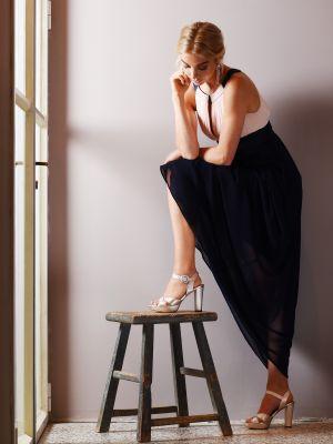 Raquel | Rose Glamour Leather