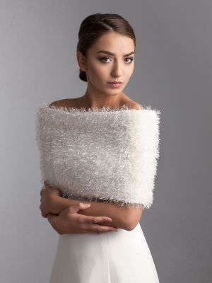 Soft Stola | Ivory